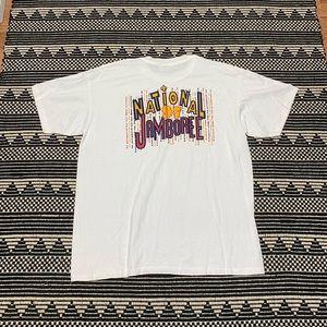 Vintage 90s National Jamboree Shirt